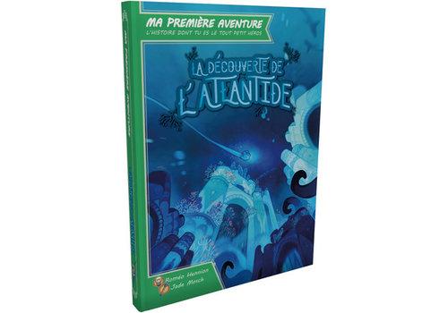 Ma première aventure / La découverte de l'Atlantide
