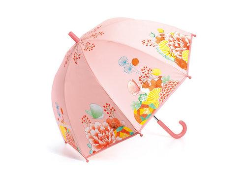 Parapluie / Jardin fleuri