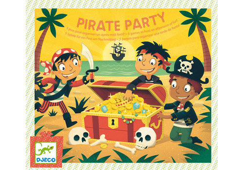Djeco Pirate Party