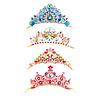 Djeco DIY / Diadèmes mosaiques / Comme une princesse