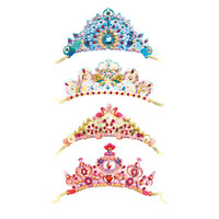 DIY / Diadèmes mosaiques / Comme une princesse