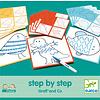 Djeco Eduludo / Step by step Graff & co