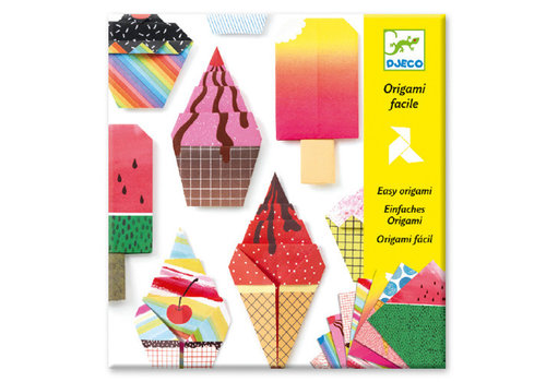 Djeco Origami / Délices