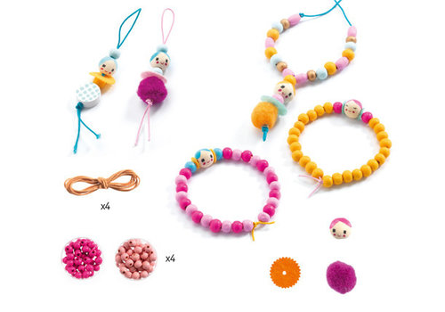 Djeco Perles / Perles et puces