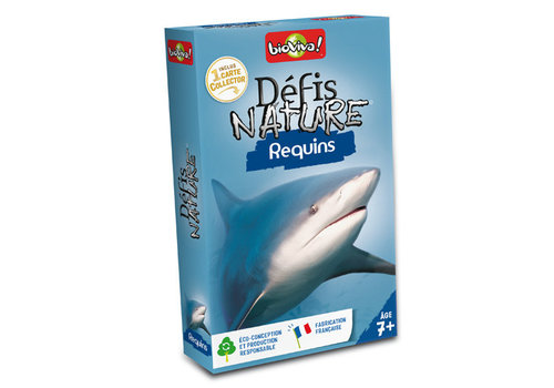 Bioviva Défis Nature / Requins