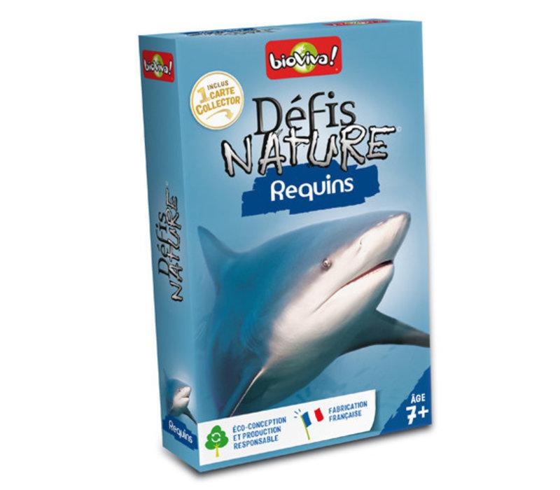 Défis Nature / Requins