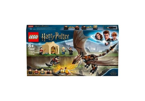 Lego Le défi des Trois Sorciers et le Magyar à pointes