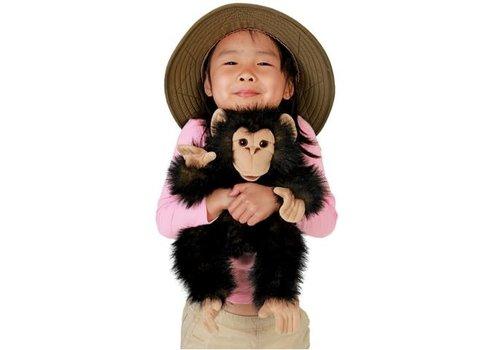 folkmanis Marionnette bébé chimpanzé -  Baby Chimpanzee