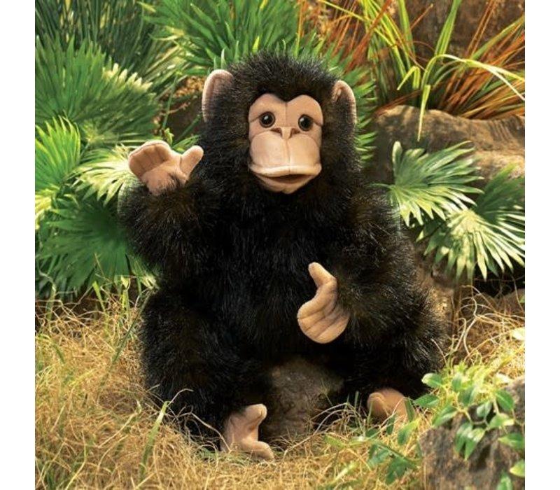 Marionnette bébé chimpanzé -  Baby Chimpanzee