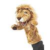 folkmanis Marionnette Lion Puppet