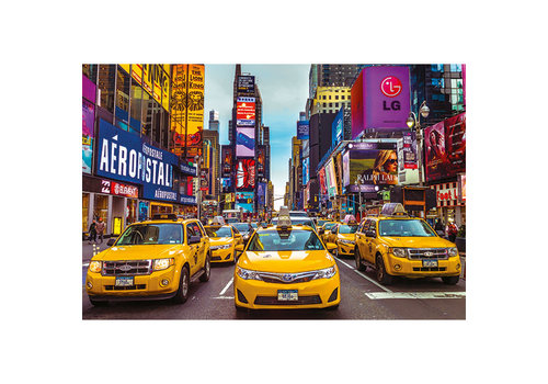 Jumbo 1500pc, New York Taxi