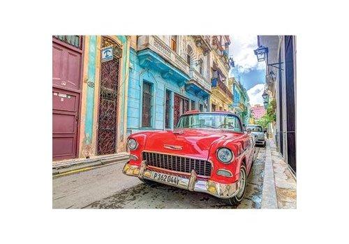 Jumbo Casse-tête 500 morceaux, Havana, Cuba