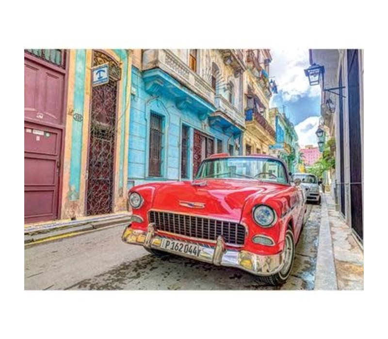 500pc, Havana, Cuba
