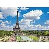 Jumbo 1000pc, Tour Eiffel en ete, Paris