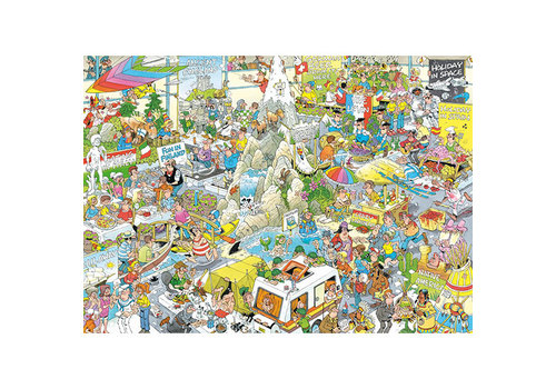 Jumbo 1000mcx, The Holiday Fair, JvH