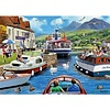 1000pc, A Day on the River