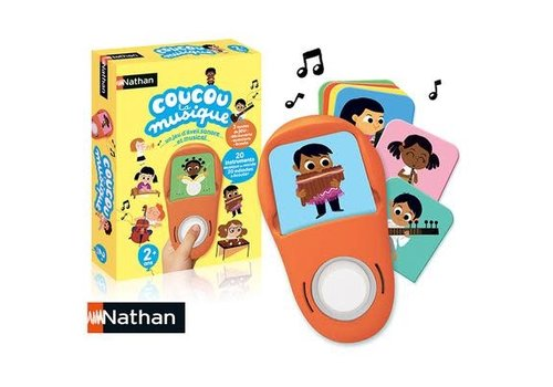 Nathan Nathan, Coucou la musique