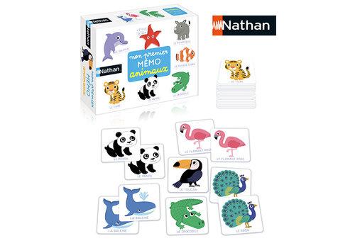 Nathan Nathan, Mon premier mémo animaux