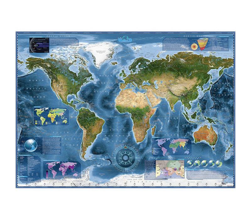2000mcx, Satellite Map
