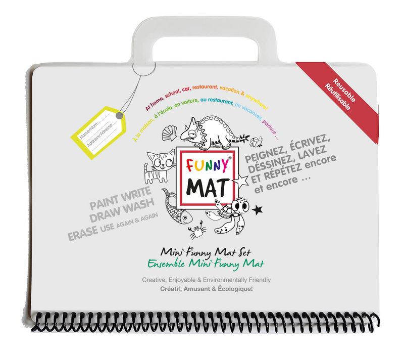 Mini Mat Portable