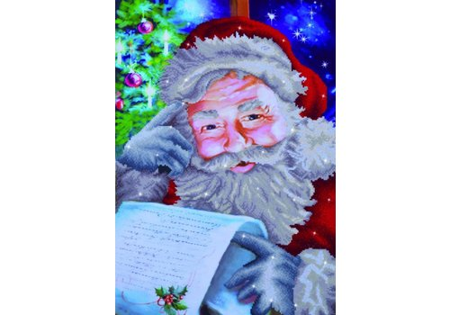 Diamond Dotz Diamond Dotz - Santa's Wish List