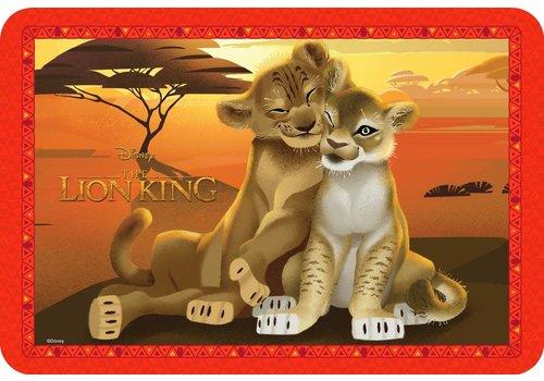 Napperon Roi Lion