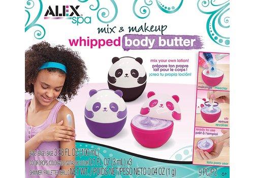 Alex Alex - Spa Mix & makeup Crème pour le corps