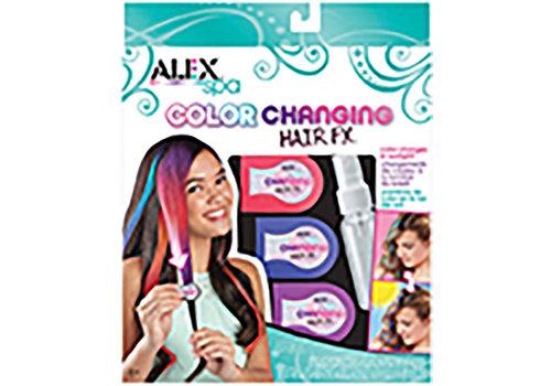 Alex Alex - Spa Changement couleur de cheveux