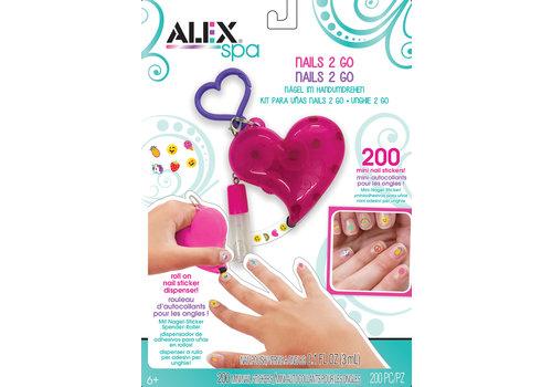 Alex Alex - Spa Nails 2 Go