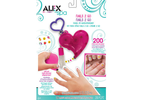 Alex - Spa Nails 2 Go