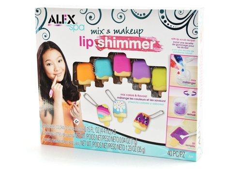 Alex brillant à lèvres