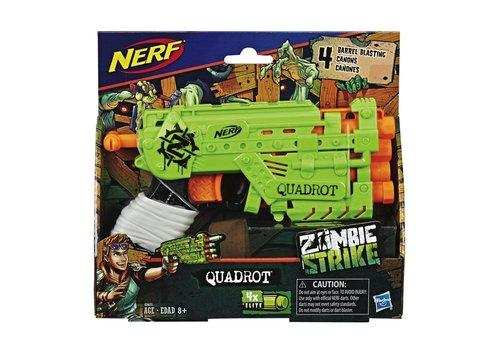 Hasbro Nerf Zombie strike quadrot