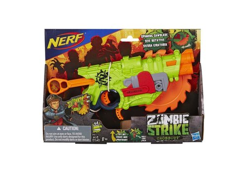 Hasbro Nerf-Zombie strike foudroyeur Crosscut