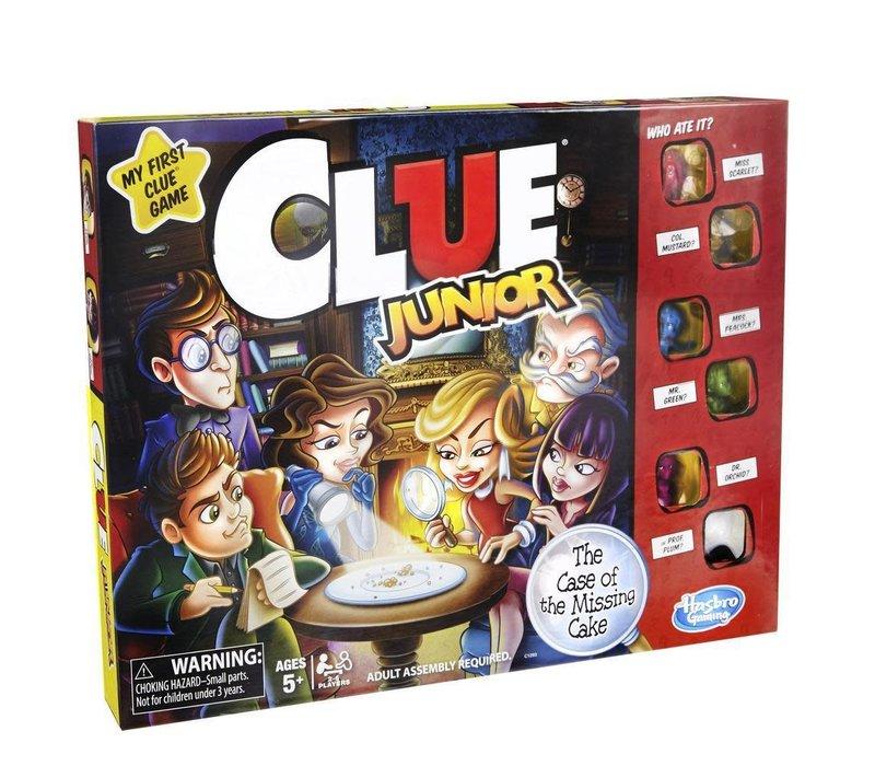 Jeu Clue junior