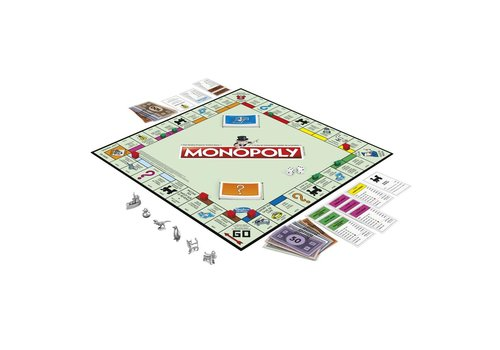 Hasbro Jeu Monopoly - Nouvelle Édition Bilingue