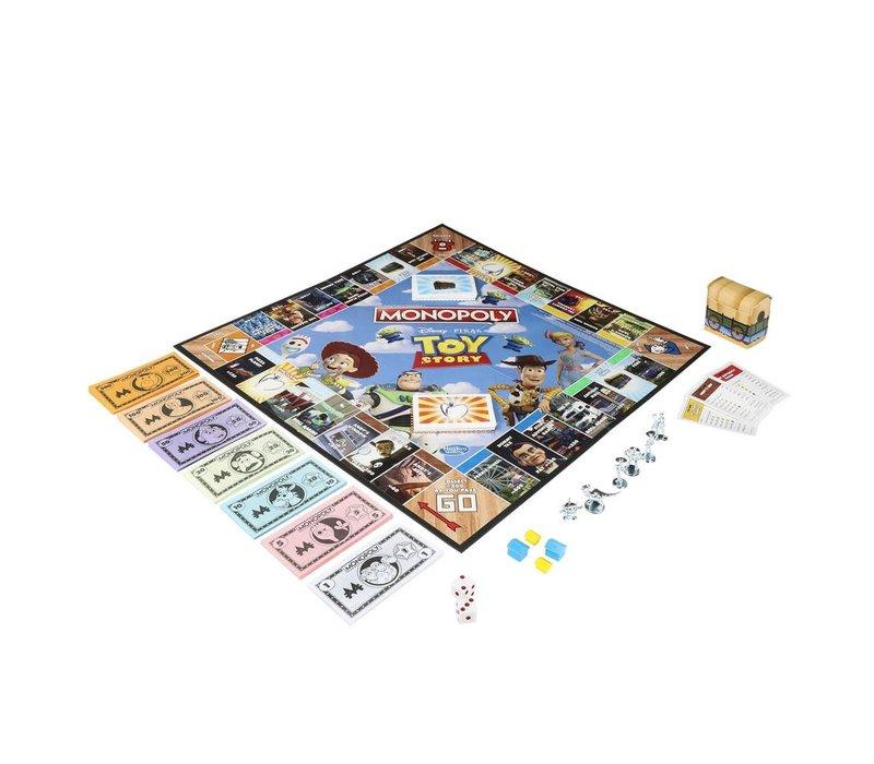Monopoly Histoire de Jouets Bilingue
