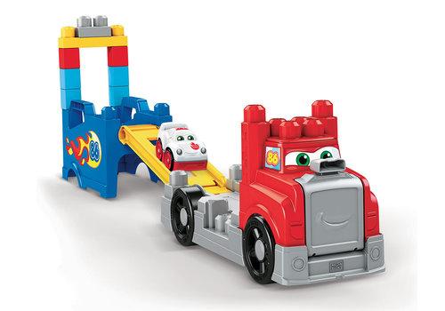 Mega Bloks First Builders - Camion course et construction