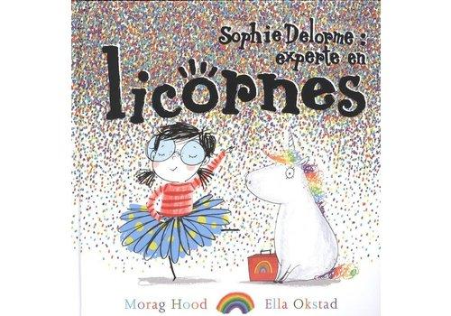 Les Malins Sophie Delorme experte en licorne