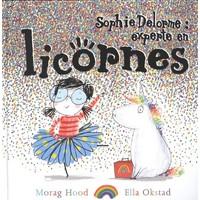 Sophie Delorme experte en licorne