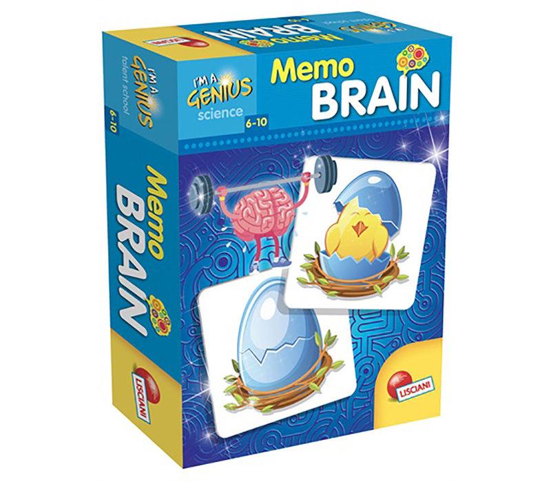 I'm a genius Memo Brain Logic