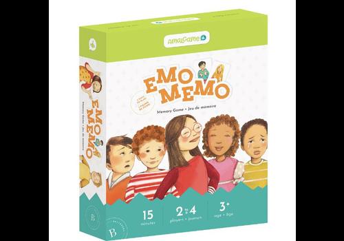 pierre belvedere Emo Memo Game- AMALGAME