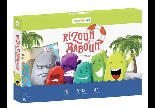 pierre belvedere Rizoun Baboun Cooperative  Game- AMALGAME