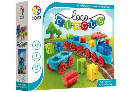 Smart Games LOCO CIRCUS (FR)