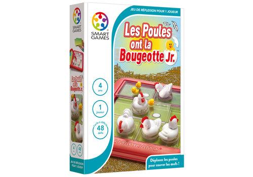 Smart Games POULES ONT LA BOUGEOTTE JR