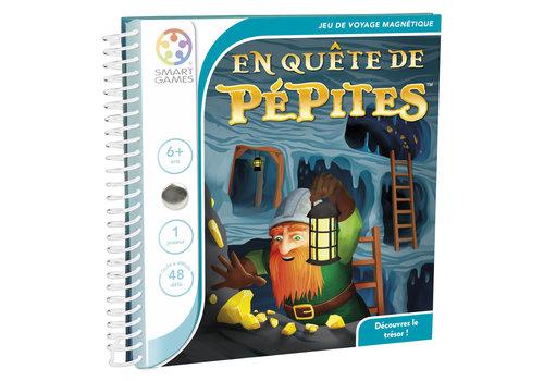 Smart Games Jeu aimanté Gold Mine (multilingue)