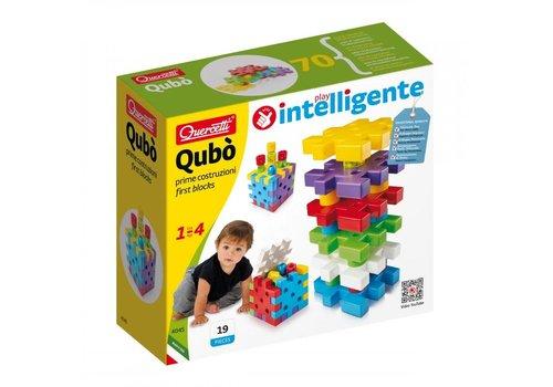 Quercetti QUBO:PREMIER BLOCS 19MCX
