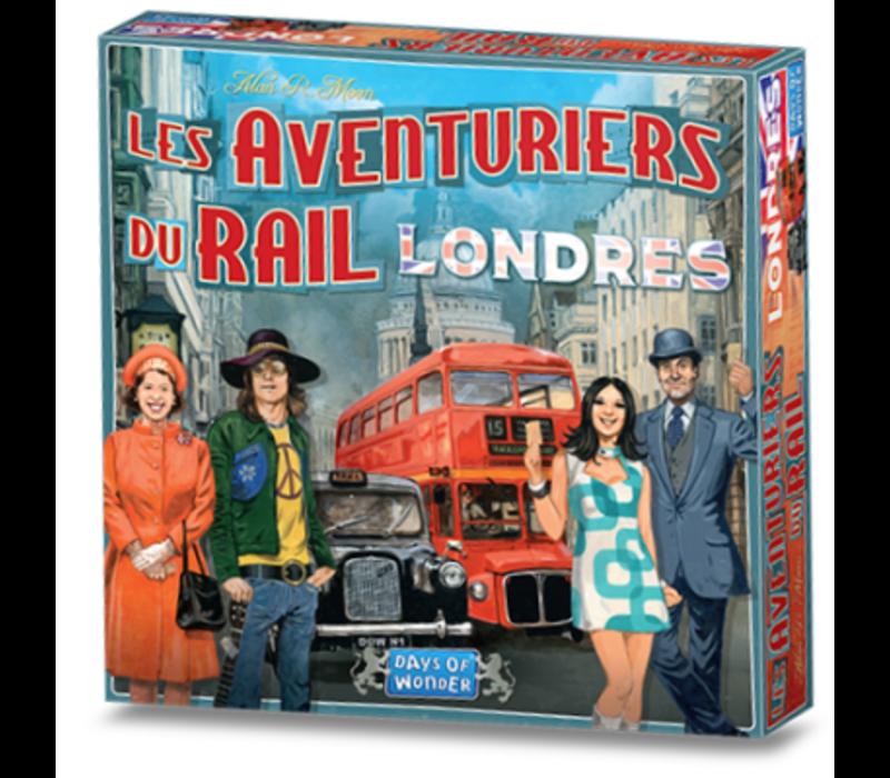 AVENTURIERS DU RAIL EXPRESS : LONDRES