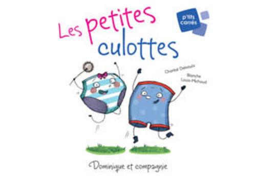 Dominique et cie p'tits carrés Les petites culottes