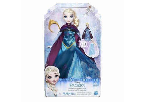 Hasbro Frozen Elsa Royal Reveal Doll
