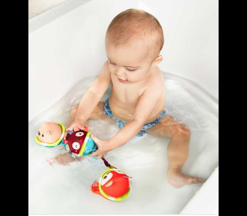 3 Balles de bain